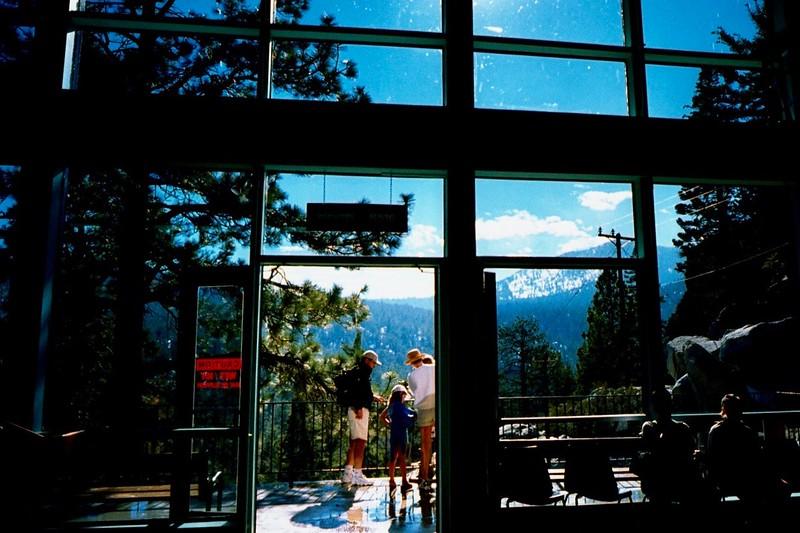 Stanica lanovky, Mount San Jacinto State Park, Palm Springs, CA