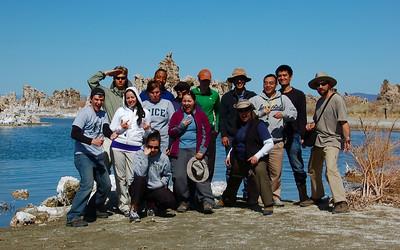 California Field Trip - April 2008
