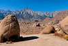 Alabama Hills and Sierra View