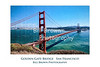 Golden Gate Gallery Print