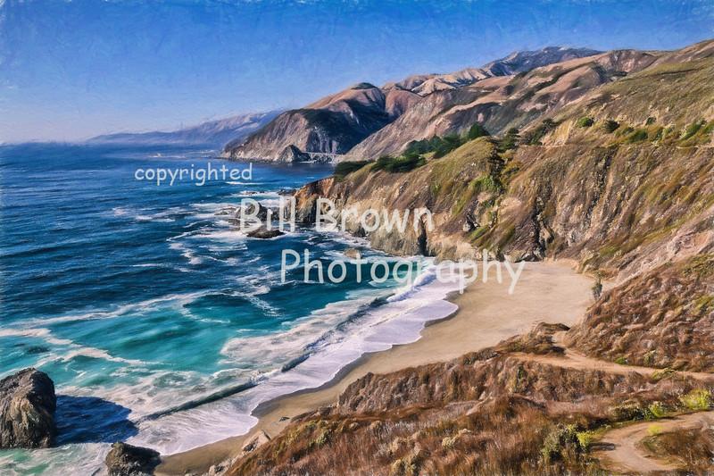 Coast Highway View