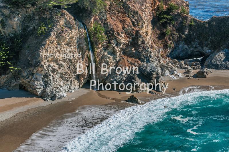 McWay Falls at Oceans' Edge