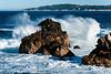 Crashing Waves at Point Lobos