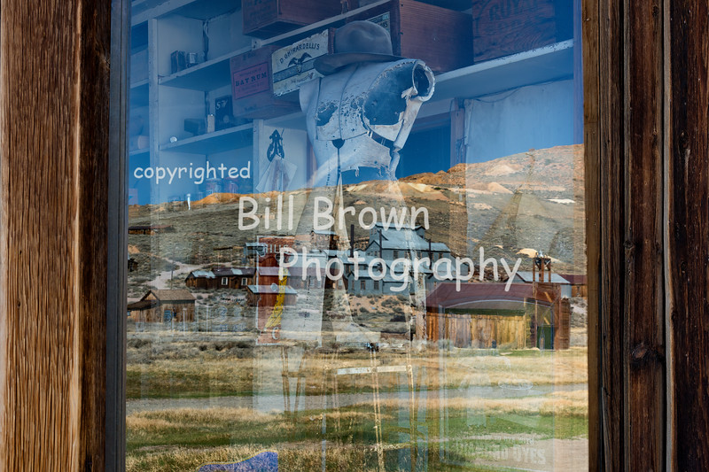 Shop Window and Reflections