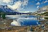 Mountain Lake in Yosemite