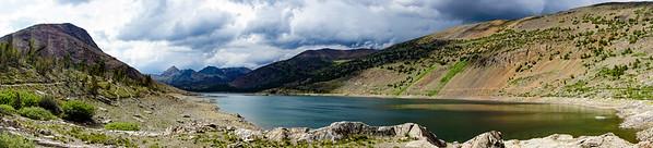 Saddlebag Lake