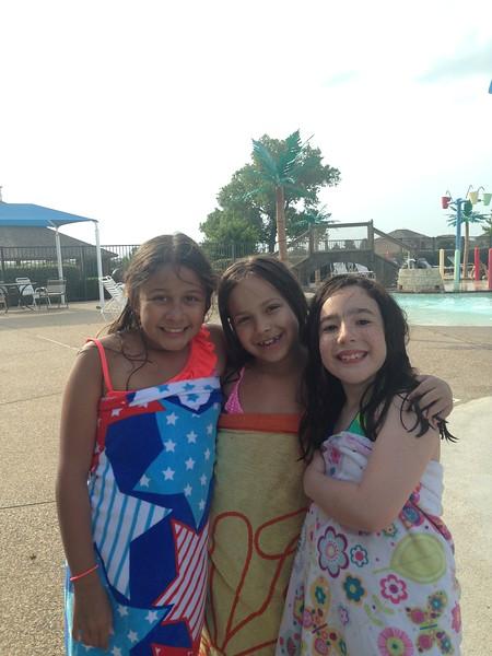 Summer Fun with Texas friends