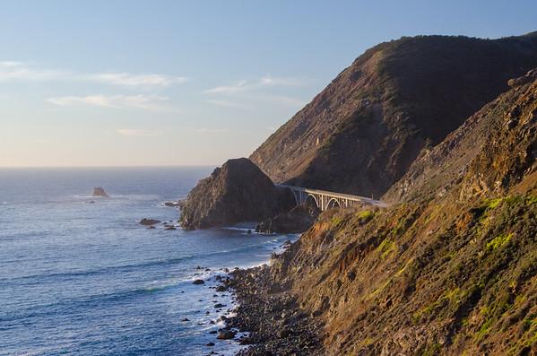 A Drive Through Big Sur, California