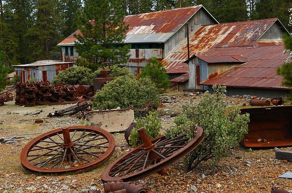 Empire Mine Grass Valley