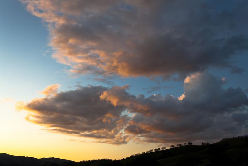 Sunset I, Del Valle Regional Park, Livermore CA