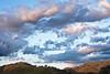 Low Sun over Del Valle Regional Park, Livermore CA
