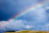 Rainbow over East Bay Hills