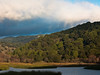 Storm Moving over Lake Chabot Cove, Oakland CA