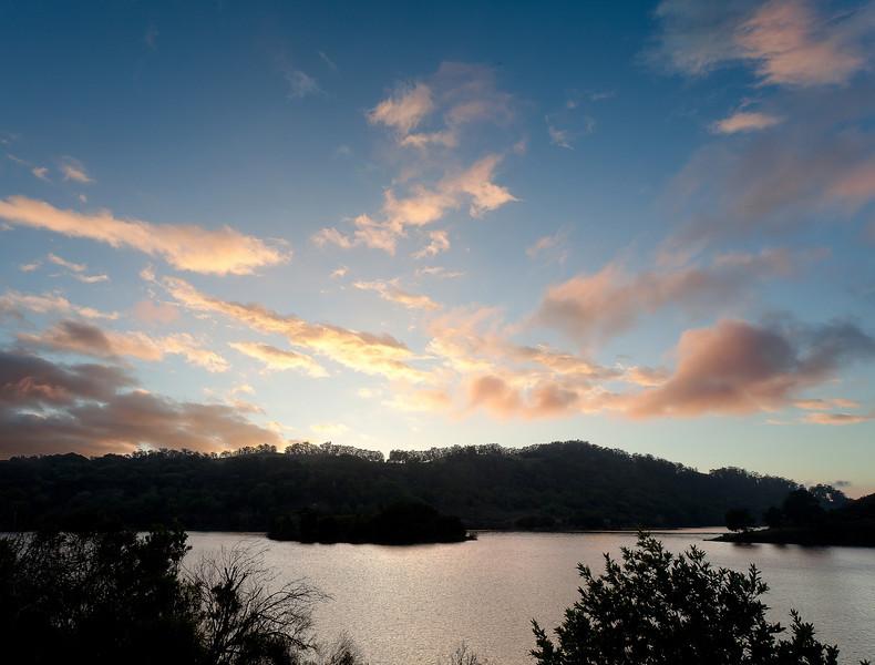 Serenity, Lake Chabot, Oakland CA