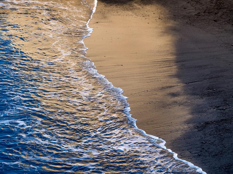 Surf and Sand Study, Montana de Oro State Park, CA
