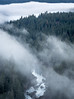 Foggy Morning over Middle Fork Feather River