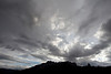 Storm Building over Sierra Buttes II, Near Bassets CA