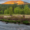Alpenglow and Middle Fork Feather River