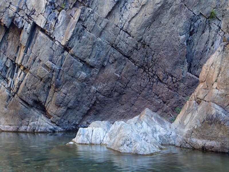 Jamison Creek Rock Face, Plumas County CA