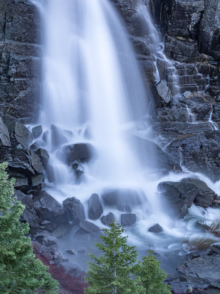 Bottom of Frazier Falls