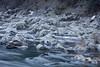 Indian Creek Winter Scene, Plumas County CA