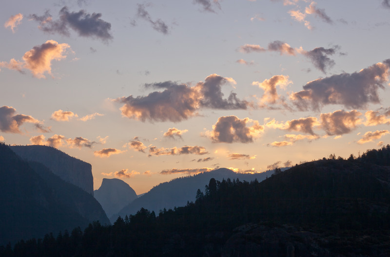 Yosemite Valley Sunrise