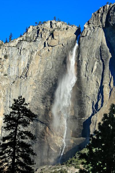 Yosemite Falls - Vertical