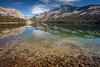 Tenaya Lake Scene, Yosemite NP