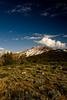 Mammoth Mountain as seen from Minaret Vista