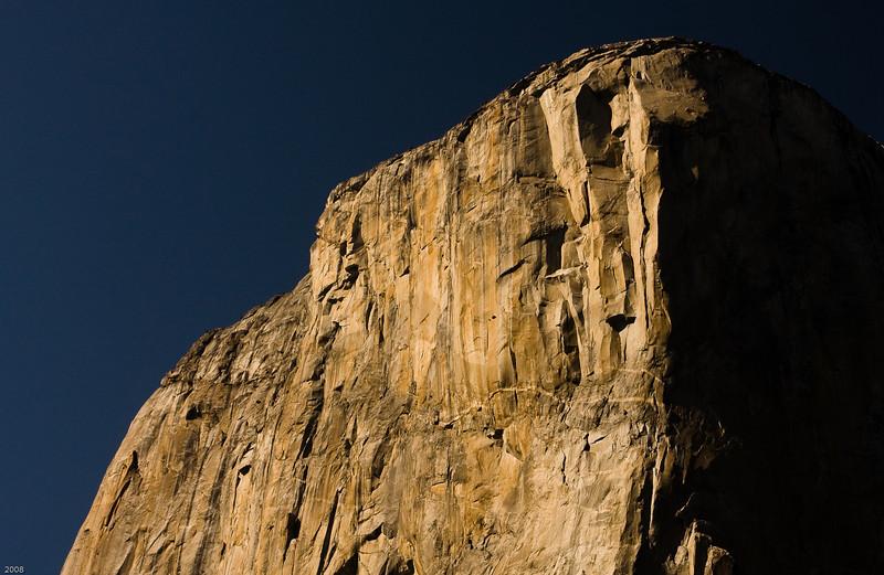 Top of El Capitan
