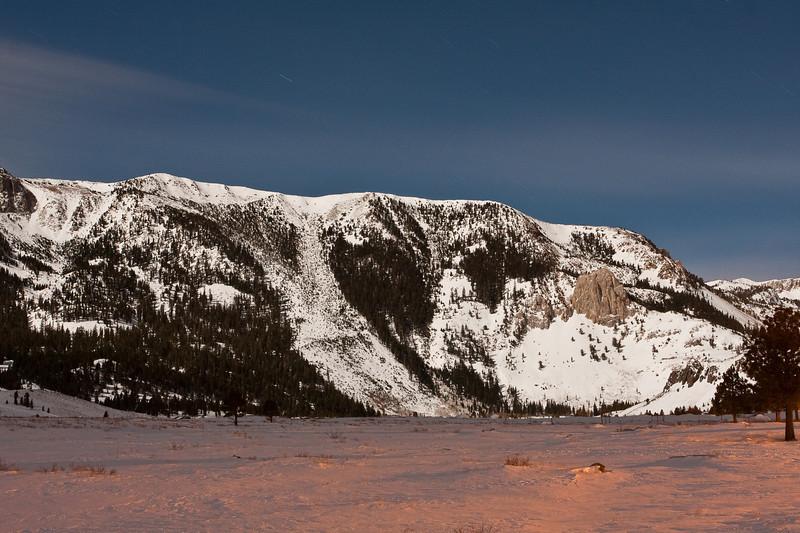Mammoth Rock, The Sherwins, and Sherwin Meadow