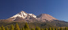 Mt Shasta Pano_North Face