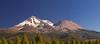 Mt Shasta Pano_North Face