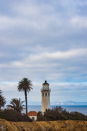 Tall California Lighthouse