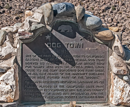 California Mining Camps/Ghost Towns/Sites