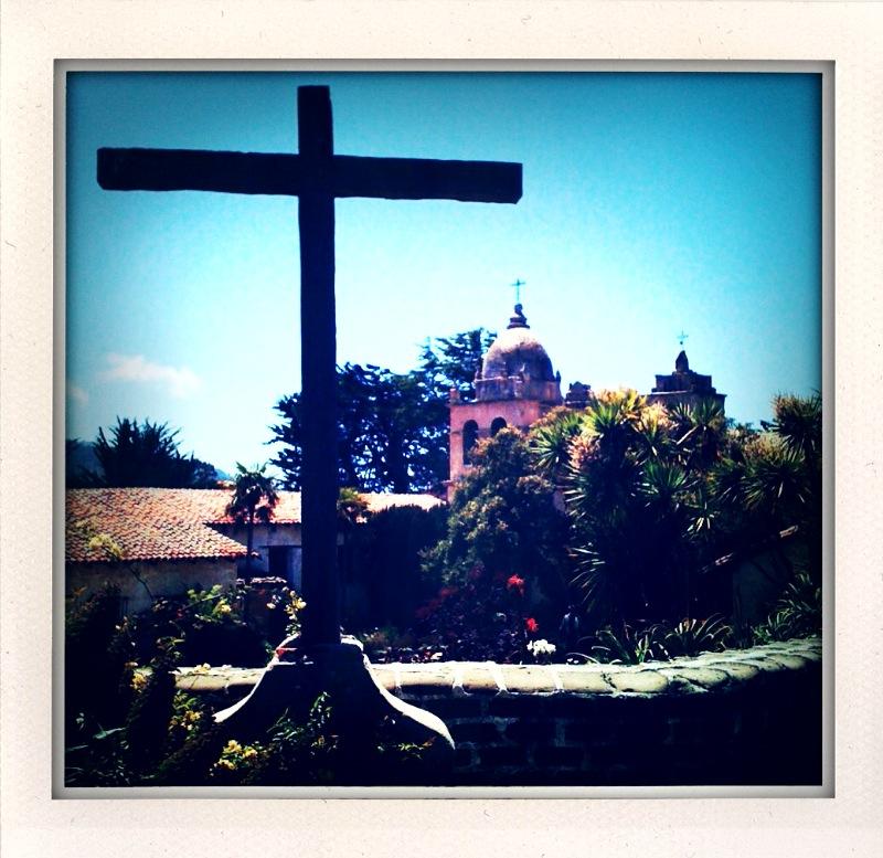Carmel Mission @ Carmel