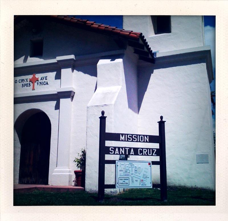 Mission Santa Cruz @ Santa Cruz
