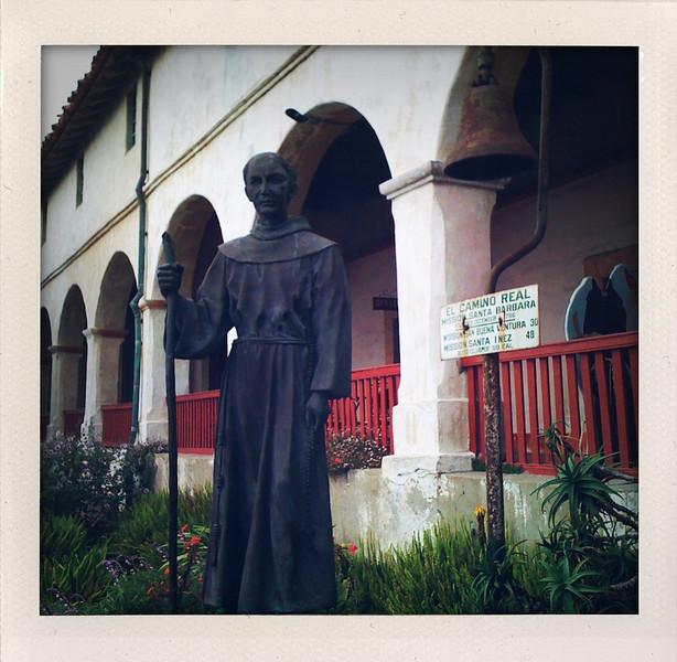 Mission Santa Barbara @ Santa Barbara