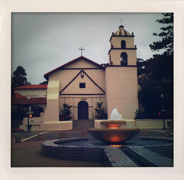 San Buenaventura Mission @ Ventura