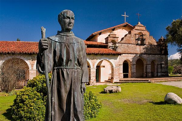 Mission San Antonio de Padua, 2005