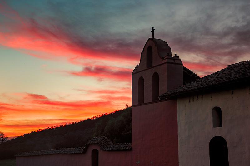 Founding Day, Mission La Purisima, 2012