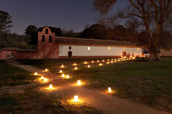Mission La Purisima, Founding Day Celebration