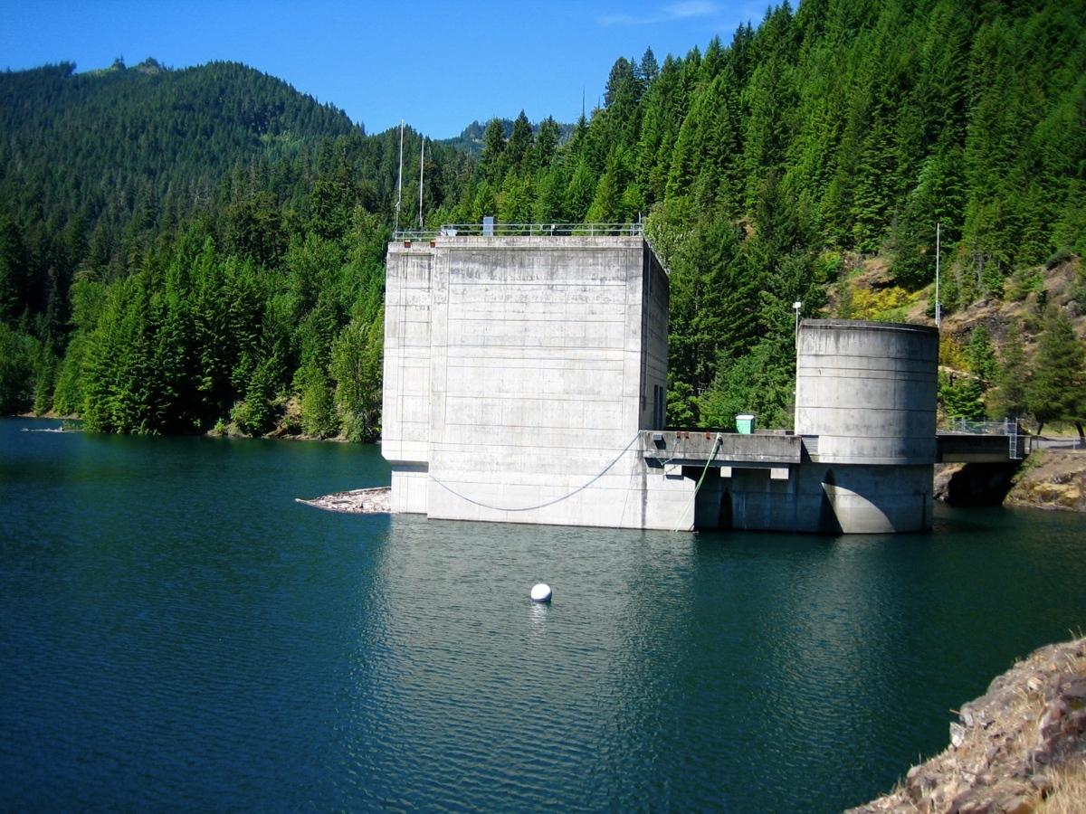 cougar reservoir