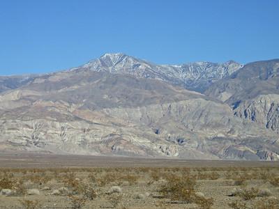 Telescope Peak - March 3, 2007