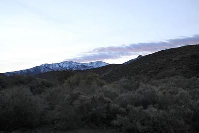 Rogers Peak - March 1, 2009