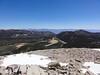 Trail Peak summit view.