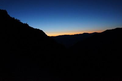 John Muir Trail - Section 2: Shepherd Pass -> Onion Valley - 05.27.12
