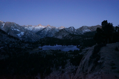 John Muir Trail - Section 3: Onion Valley -> Taboose Pass - 06.08.12