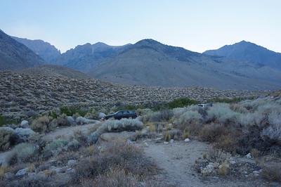 John Muir Trail - Section 4: Taboose Pass -> South Lake - 06.22.12