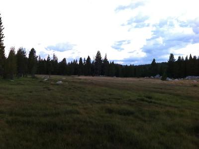 John Muir Trail - Section 8: Tuolumne Meadows -> Red's Meadow - July 22, 2012